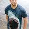 für ein vollkommenes und originelles Outfit T-Shirt Haizähne