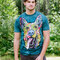Foto Hüte-Hund shirt