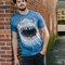 Geschenk von Dedoles T-Shirt Hungriger Hai