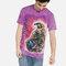 für ein vollkommenes und originelles Outfit T-Shirt Russo Russo Verliebter Hund