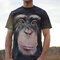 ZNIŻKA T-shirt Monkey's Face