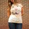 Ausverkauf T-Shirt Hamster Gesicht