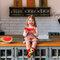 für ein vollkommenes und originelles Outfit Lustige Kinder Socken Wassermelone