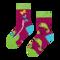 Potešte sa týmto kúskom Dedoles Detské veselé ponožky Chameleón