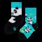 Potešte sa týmto kúskom Dedoles Vrolijke kindersokken Panda