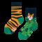 für ein vollkommenes und originelles Outfit Lustige Kinder Socken Tiger
