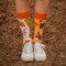 Zľava Veselé eko ponožky Jesenný ježko