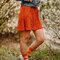 Potešte sa týmto kúskom Dedoles Veselé eko ponožky Jesenný ježko