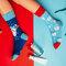 Potešte sa týmto kúskom Dedoles Regular Socks Clean Teeth