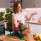 Faceți-vă o bucurie cu acest produs Dedoles Șosete vesele Broccoli