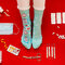 Lifestyle photo Good Mood Regular Socks Medicine