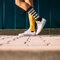 Výprodej Veselé sportovní ponožky cákance