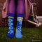 Tip na darček Vrolijke sokken Harry Potter ™ Ravenklauw