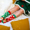 Lifestyle photo Good Mood Warm Socks Santa & Rudolph