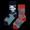 Rabatt Lustige Socken Harry Potter ™ - Voldemort