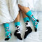 Gift idea Regular Socks Panda