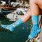 Pre dokonalý a originálny outfit Vrolijke sokken Zeilen