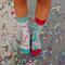 Geschenktipp Lustige Socken Sakura