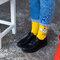 Foto Veselé ponožky Slepice nebo vejce
