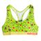 Looking for an original and unusual gift? The gifted person will surely surprise with Women's Bralette Avocado love