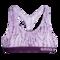 Pre dokonalý a originálny outfit Women's Bralette Lavender
