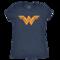 Gift idea Women's T-Shirt Justice League™ Logo