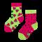 Lifestyle-Foto Lustige Kinder Socken Wassermelone