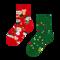 Hledáte originální a neobvyklý dárek? Obdarovaného zaručeně překvapí Dětské veselé ponožky Elfové