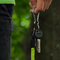 Tip na darček Porte-clés en paracorde jaune Bead
