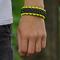 Tip na darček Bracelet en paracorde réfléchissant Night Line avec boucle ajustable
