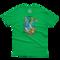 Lifestyle foto T-Shirt Tom & Jerry™ - Géométrie