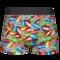 für ein vollkommenes und originelles Outfit Lustige Boxershorts Harry Potter ™ Zaubersprüche