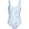 für ein vollkommenes und originelles Outfit Lustiger Badeanzug Aquarell