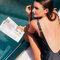 Lifestyle foto Весел бански костюм Ацтекски орнамент