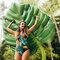 Potešte sa týmto kúskom Dedoles Veseli kupaći kostim Tropska džungla