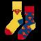 Výnimočný darček od Dedoles Veselé ponožky Superman ™ Logo