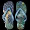 Pre dokonalý a originálny outfit Flip Flops Tropical Jungle