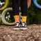 Lifestyle foto Veselé ponožky Harry Potter ™ - Brýle