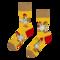 Tip na dárek Veselé ponožky Slepice nebo vejce