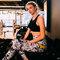 Obrázok produktu Vrolijke leggings Wonder Woman ™ Schets
