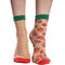Sale Nylon Socks Strawberry