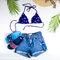Pre dokonalý a originálny outfit Bikini Bottom Sailboats