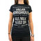 Foto Tricou damă negru Game of Thrones - Valar Morghulis