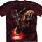 für ein vollkommenes und originelles Outfit T-Shirt Höllenreiter
