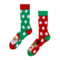 Sale Warm Socks Santa & Rudolph