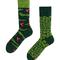 Gift idea Many Mornings socks - Crocodile