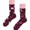 Suchen Sie ein originelles und außergewöhliches Geschenk? überrascht den Beschenkten sicher Many Mornings Socken Schweinchen