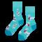 Geschenk von Dedoles Lustige Socken Rentier
