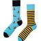 Hľadáte originálny a nezvyčajný darček? Obdarovaného zaručene prekvapí Ponožky Many Mornings Včely