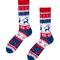 Looking for an original and unusual gift? The gifted person will surely surprise with Many Mornings socks - Christmas Design